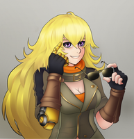 Roll Safe Yang by LobbyRinth