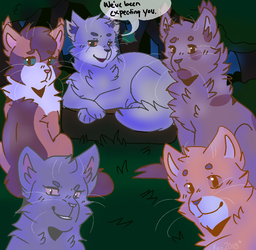 {Contest Entry} This Aint What You What by Tired-Mutt