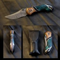 The Persian Prince by DetloffKnives
