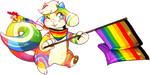 CHARITY PRIDE STRUDEL | auction (CLOSED) by irlnya