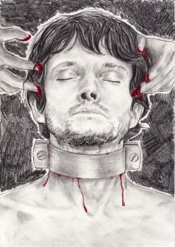 [Hannibal] Will Graham by BouSaitou1995