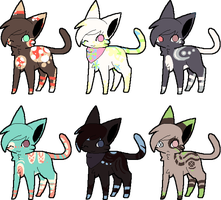 Cat Adopts (closed) by Sanity-Adopts