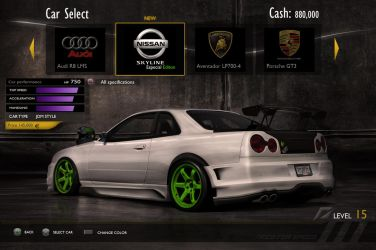 Need for Speed EDITON by Rob3rT----Design
