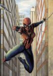 Spider-Girl by TheGeekCanPaint