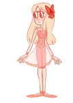 Pink Peral by SmasherlovesBunny500