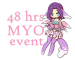 Eyes of Ether MYO event [Closed] by Hecateadopt