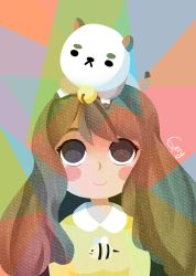 Bee and puppycat by geryri