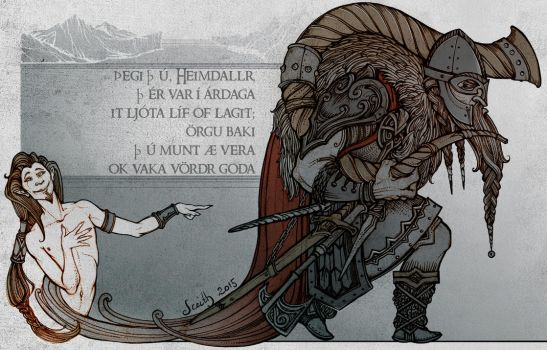 Heimdall by Sceith-A