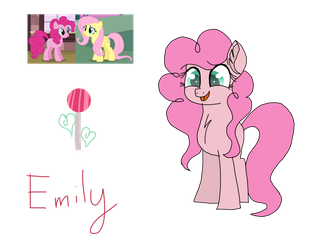NG:Zeroverse : Emily by CloudySunshineYT