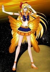 Ultimate Sailor Venus_PS by Sound-Of-Blue