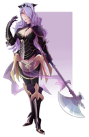 Camilla, Princess of Nohr by AndrewMartinD