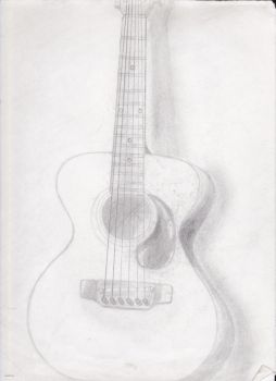 My Acoustic Guitar by AplG7