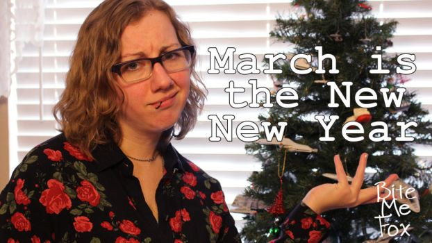 March is the New New Year | Couture Critters | ETC by BiteMeFox