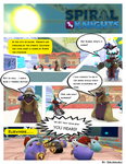 Spiral Knights Comic book Sequence by Serjinxable