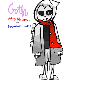 Goth by RainbowDoggy123