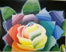 A rose by any other color... by PaintedBlack101