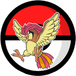 017 - Pidgeotto by OO87adam