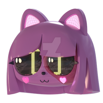 rida except recreated in blender by Dweebnut