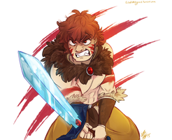 MOGAR IS READY by Aibyou