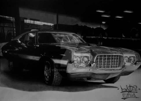 Ford Gran Torino by VictoR38