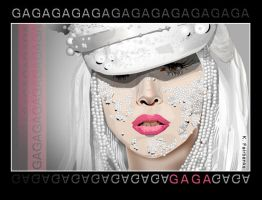 Lady Gaga by eyeqandy