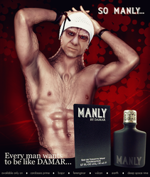 MANLY by Damar by TheDoomsdayGang
