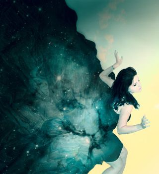 Mother of the Universe by LienkaSedembodkova