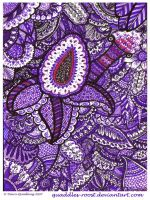 Violaceous Vanity by Quaddles-Roost