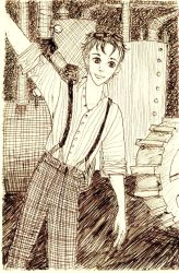 Steampunk boy by Mirithil7