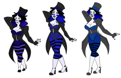 Horror || Evolution of Alice by IcyhazardX