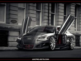 Audi S5 DEMOCAR by ANCprojects