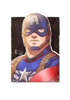 Captain America by Future-Infinity