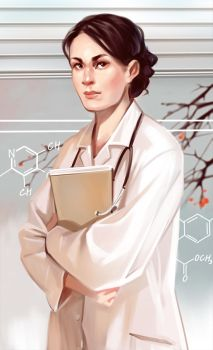 Dr. Durona by airin-ater