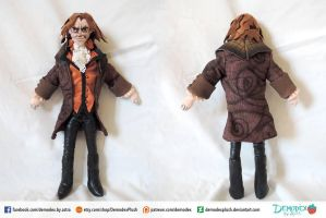 Rumpelstiltskin Plush. by DemodexPlush
