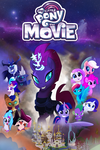 My Little Pony the Movie Fan poster 4 by EJLightning007arts