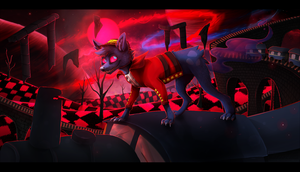 Rail of nightmares by Mearow