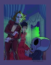 Beetlejuice Wedding Scene