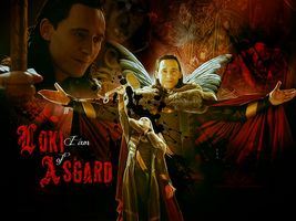 Loki of Asgard by Elflover21