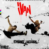 IVAN's CD front cover by ivangila