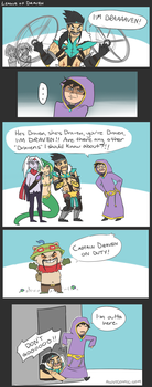 League of DRAVEN by vSock