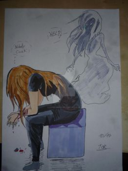 Depression by Shimei-meow