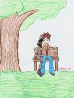 Code Lyoko: Peaceful Afternoon by RikuFanGirl