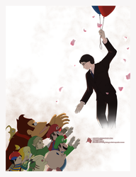 Thanks you, Iwata. by Nyooto