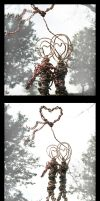 This Love is a Wire Frame by psivamp
