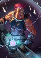 Zarya time by Sommum