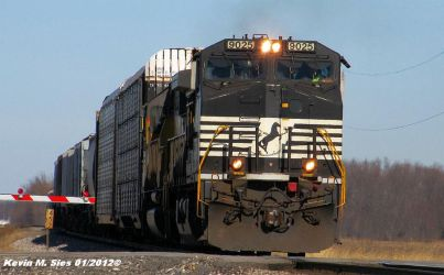NS 9025 and NS 6515 lead NS 301 by EternalFlame1891