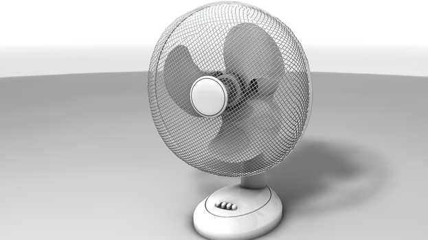 Fan 1 by Hamol