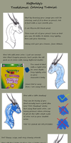 Traditional Coloring Tricks 1 by Neffertity