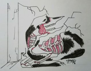 Inktober: Day 9 - somthing that's deceyed  by Elmer157Typhlosion