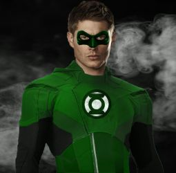 CW Green Lantern by VexylGraphics